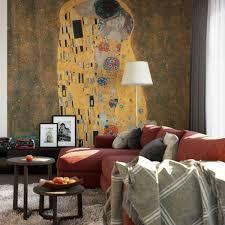 Top Honderd Fotobehang Gustav Klimt De Kus 240x260 Cm