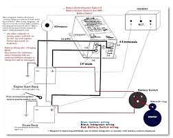 dual battery wiring diagram isolator lovely carlplant inside dual circuit plus battery switch at Two Battery Switch Wiring Diagram