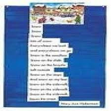 Extra Wide Pocket Chart School Smart Extra Wide Pocket Chart 57 Inch X 40 Inch