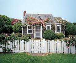 White Picket Fence American Dream Quote
