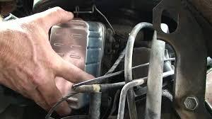 changing diesel fuel filter 1988 gmc 6 2 diesel van youtube  Chevy 6 5 Turbo Diesel Fuel Filter Housing Lines #29