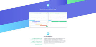 chart design ideas. Website Design Chart 10 Inspirational Examples Of Graphs Charts In Web  Ideas