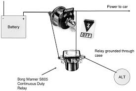 battery kill switch diagram unlawfl s race engine tech i use a continuous duty relay in mine to kill alternator when the switch is off