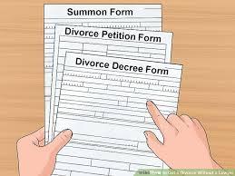 divorce papers in georgia   Divorce Document