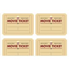 broadway ticket template movie ticket template free