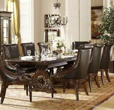 dining room furniture cherry wood. 2168-108 traditional rich dark cherry wood pedestal leaf dining table room furniture d