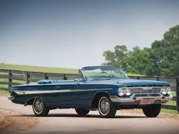 RM Sotheby's - 1961 Chevrolet Impala SS 409 | The Milton Robson ...