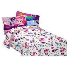 brand new original my little pony bedding set single babies on my little pony rug bedroom