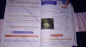شرح درس من وحي الخريف في صلالة - تاسع - الإجادة - المناهج العمانية
