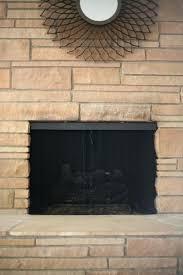 fireplace mesh screen rings pulls gas replacement insert repair