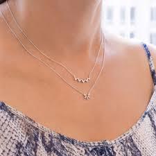 dana rebecca 14k white gold jeanie ann pendant necklace n1464 prev