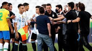 Brazil vs. Argentina suspended: Why ...