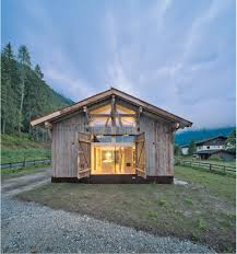 Amazing 150-Year-Old Barn Gets Converted into a Cozy Small House