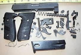 item 8350695 sig sauer p228 9mm slide barrel internal parts kit 9mm Pistol Parts sig sauer p228 9mm slide barrel internal parts kit 9mm pistol parts