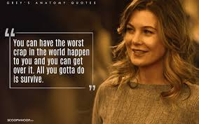 Grey's Anatomy Love Quotes Adorable 48 Quotes From Grey's Anatomy To Remind You Why Life Isn't About