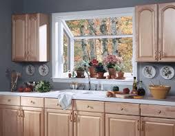 ... Windowswindow Adorable Small Kitchen Bay Window With Indoor Kitchen  Window Treatments Ideas ...