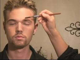 makeup for men how to groom men s eyebrows when applying men s makeup