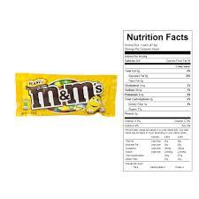peanut m m s milk chocolate cans 48 ct