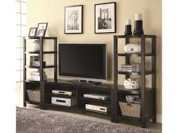 entertainment center with towers. Coaster Entertainment UnitsTV Console Media Towers To Center With