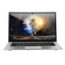 Laptop 14 Inch 4G RAM 64GB SSD Portable Ultra Thin Laptop HD Quad Core  Notebook 1.6 GHz EU Plug|Laptops