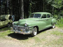 17 best images about antique cars rear seat 1948 chrysler sedan fluid drive flickr photo sharing