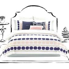 kate spade bow tile bedding spade new blush dot twin comforter set a liked on featuring