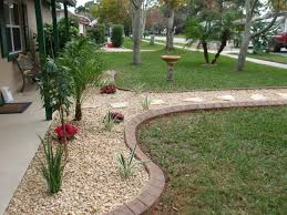 Exterior:Small Japanese Style Garden With Beach Pebble Landscaping Ideas  Complete Wooden Garden Bridge And