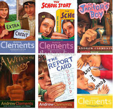 Image result for andrew clements image