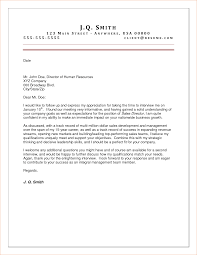 Brilliant Ideas Of Interview Letter Epic 6 Sample Interview Thank