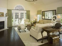 Open Living Room Decorating How To Decorate A Large Open Living Room Amazing Inspirations Of