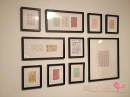 picture frames ideas wall craft decoration ideas