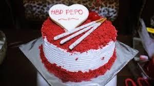Cara Membuat Kek Red Velvet Kukus