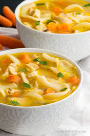Progresso Light Chicken Noodle Soup Calories Easy Vegan Chicken Noodle Soup Namely Marly