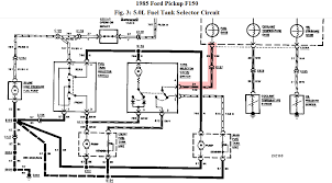 i have a 1985 ford f 150 that caught fire under the hood i have 1984 ford f150 wiring diagram at Wiring Diagram For A 1985 Ford F150