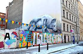 berlin street art history where