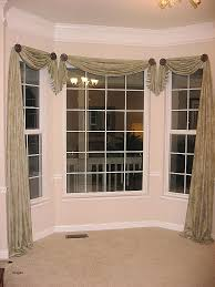 window curtain how to hang curtains in bay window fresh curtain pretty bay window curtain