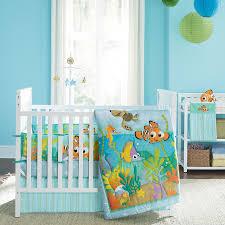 finding nemo baby bedding theme tropical fish ocean nursery set