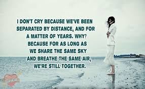 26 Best Distance Quotes For When You Miss The Ldr Partner You Love