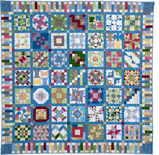 Block of the Month Quilts You'll Love and More! - The Quilting Company & QM blue Block of the Month Quilts Youll Love and More! Adamdwight.com