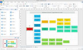 Organizational Chart Software For Mac | Mydraw