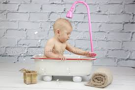 newborn prop baby girl s bathtub baby photography newborn vintage prop bath tub