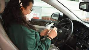 cvs drive thru coronavirus testing