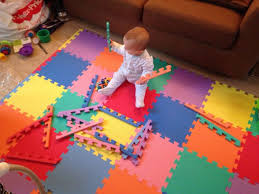 Puzzle Floor Mats Kid Savage Architecture Good Concepts for