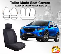 custom seat covers mazda cx 5 ma wagon 2 2016 1 2017 cx5 deploy safe 9314250066404