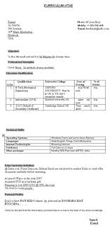 A Funny Resume Abhishek Deshpande