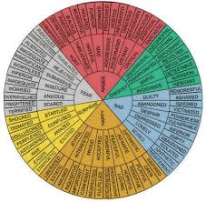 The Emotion Wheel G L Cromarty