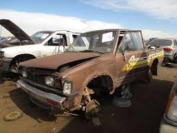 Junkyard Find: 1980 Datsun 720 King Cab 4WD Pickup - The Truth ...