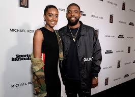 Brooklyn Nets Star Kyrie Irving Reveals Nike Shoe With Sister, Asia Irving