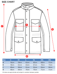 Digital Night Camo M65 Jacket