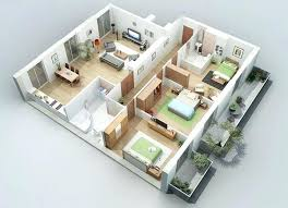3 bedroom house plans in image 2 designs and floor south africa